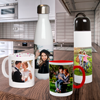 Mugs, Bottle and Drinkware