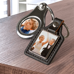 Deluxe Photo Keychain