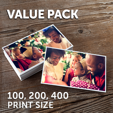 Value Pack Photo Prints